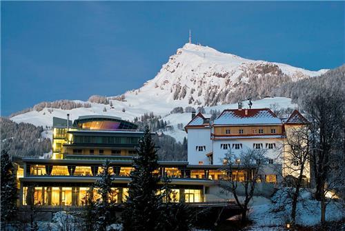 Hotel Schloss Lebenberg