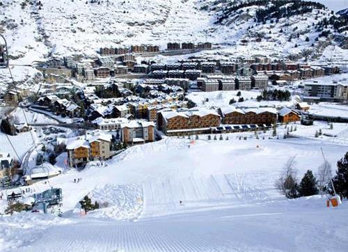 Residence Andorra El Tarter