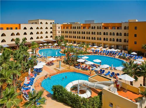 Playamarina Spa Hotel - inclusief huurauto