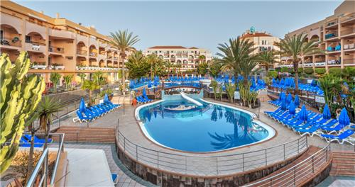 Hotel Mirador Maspalomas by Dunas - winterzon
