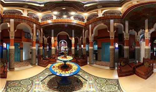 Hotel Moroccan House Marrakech