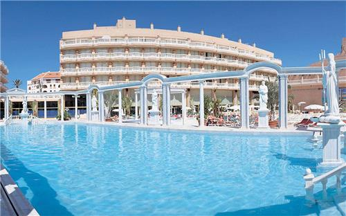 Hotel Mare Nostrum Cleopatra Palace