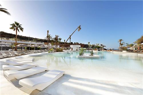 Hotel Hard Rock Tenerife - all inclusive