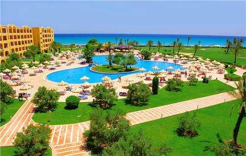 Hotel Nour Palace Thalasso & Spa