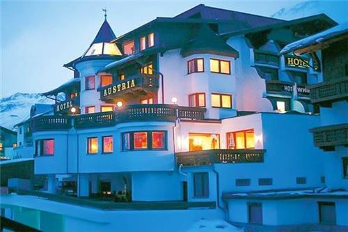 Hotel Austria Bellevue