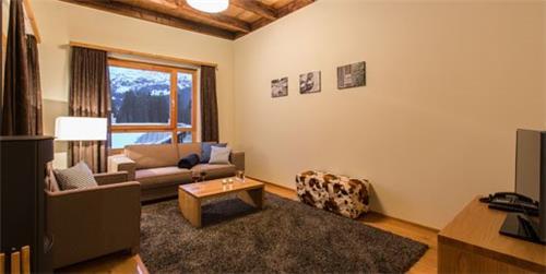 Landal Alpine Lodge Lenzerheide type 4CA