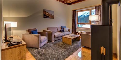 Landal Alpine Lodge Lenzerheide type 6CA
