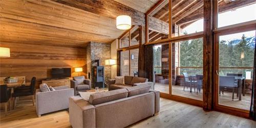 Landal Alpine Lodge Lenzerheide 8LP