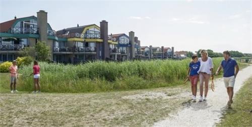 Landal Beach Resort Ooghduyne type 6CK