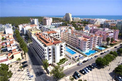 Hotel Appartementen Alba
