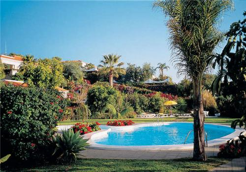 Bungalows La Palma Jardin