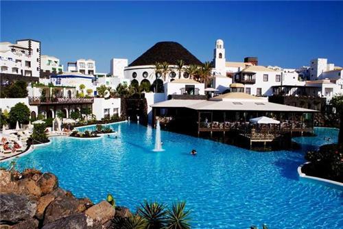 THe Volcan Lanzarote