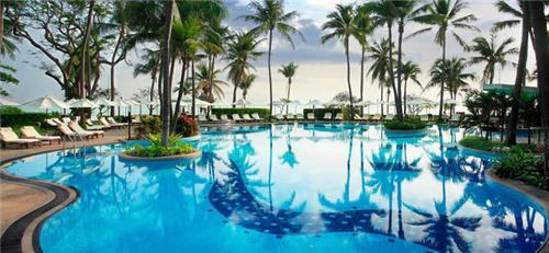 Grand Beach Resort Huahin