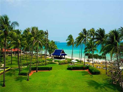 Grand Beach Resort Samui