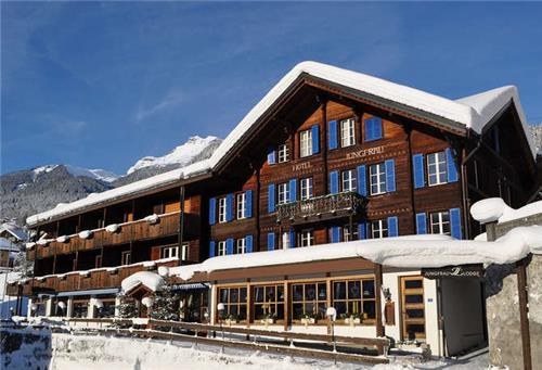 Jungfrau Lodge Hotel