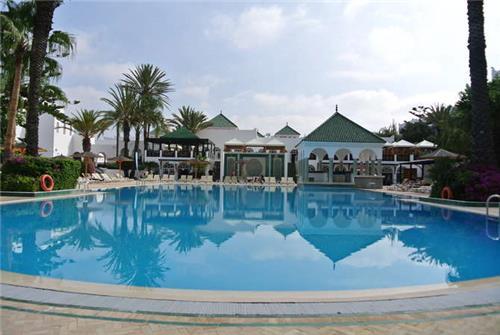 Les Jardins d'Agadir