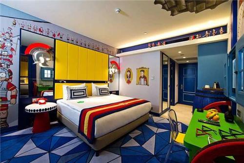 Legends Kingdom Hotel