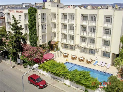 Saadet Hotel