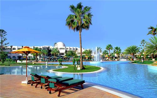 Djerba Plaza Thalasso