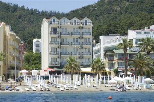 B&B Yuzbasi Beach Hotel