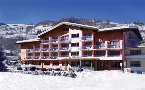 Hotel Appartementen Toni