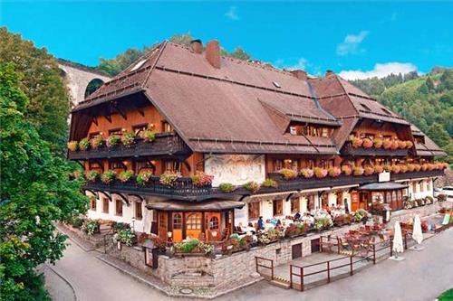 Hotel Hofgut Sternen