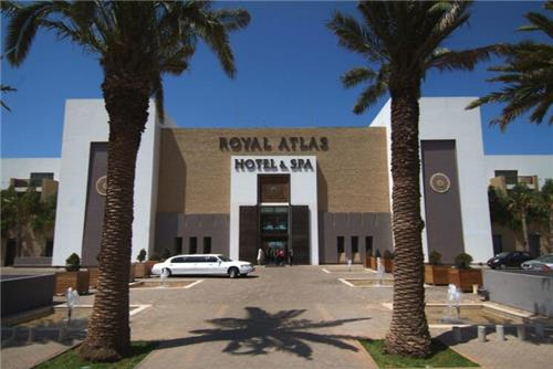 Royal Atlas and Spa