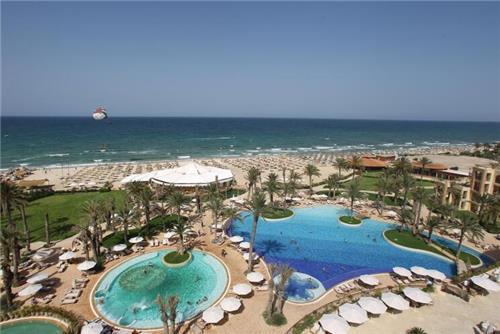 Movenpick Resort and Marine Spa Sousse