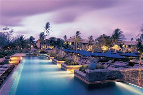 JW Marriott Phuket Resort en Spa