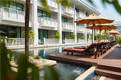 Loligo Resort Hua Hin + A Fresh Twist by Let?s Sea