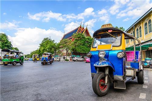Startpakket Bangkok 3*