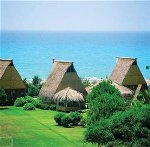 Blue Waters Club en Resort