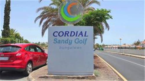 Cordial Sandy Golf