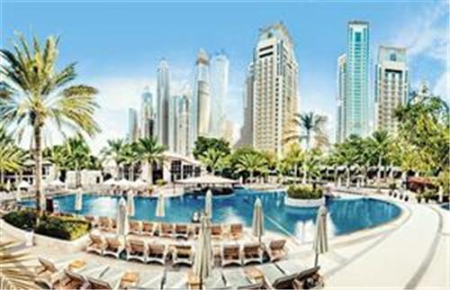 Habtoor Grand Beach Resort en Spa