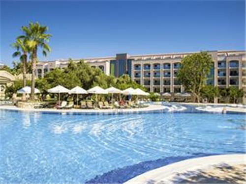Horus Paradise Luxury Resort en Club