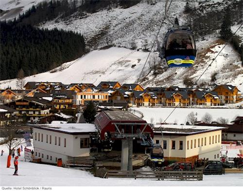 Schonblick Mountain Resort en Spa