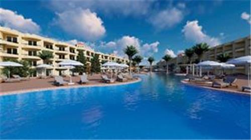 Amwaj Blue Beach Resort en Spa Abu Soma