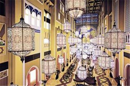 Oaks Dubai Ibn Battuta Gate