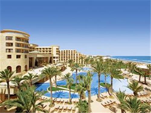 Movenpick Resort en Marine Spa Sousse