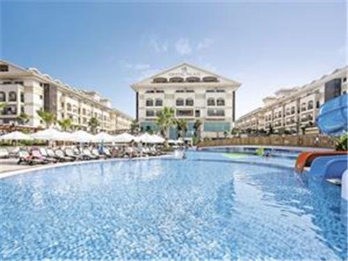 Crystal Palace Luxury Resort en Spa