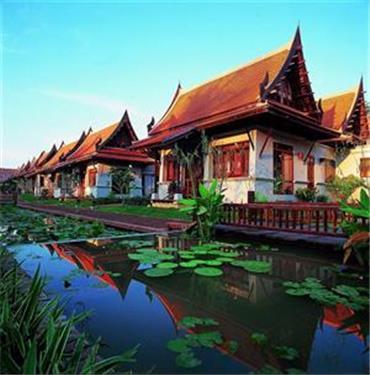 Khao Lak Bhandari Resort en Spa