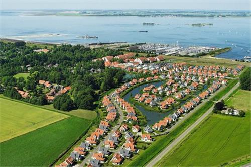 Villa Buitenhuis Camping Aquadelta