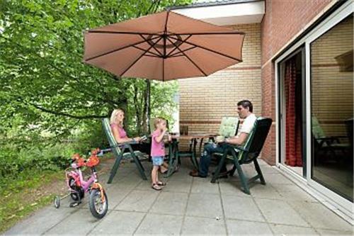 Vakantiepark De Berkenhorst Boomleeuwerik Luxe (6DL2)
