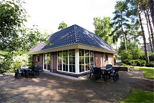 Droompark Beekbergen Familievilla Luxe (GB12L)