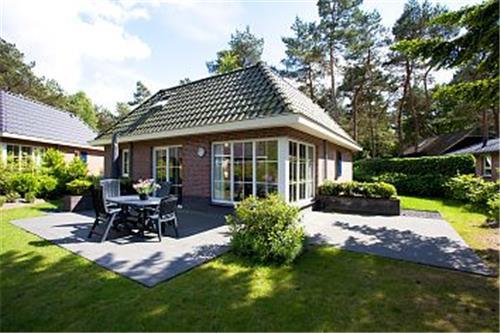 Droompark Beekbergen Groepsvilla Plus (GB10L)