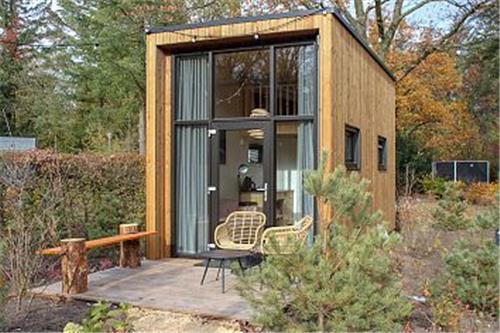 Droompark Hooge Veluwe Tiny house 2