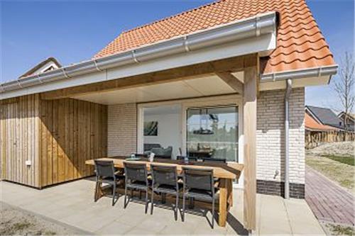 Beach Resort Nieuwvliet-Bad V8M Luxe