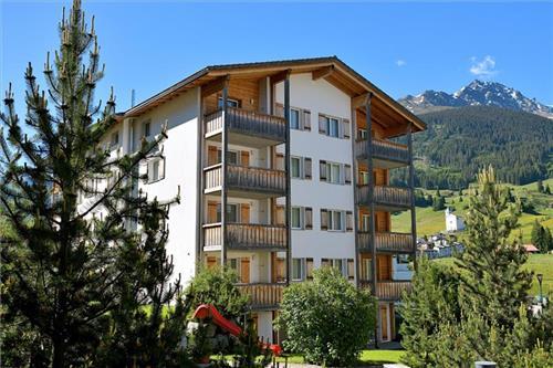 Appartementen Surses Alpin