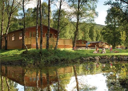 Tummel Valley Holiday Park
