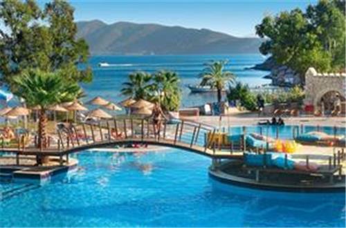 Salmakis Resort en Spa
